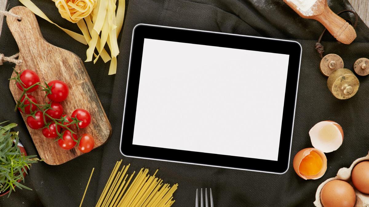 Menù digitale .. una risposta al DPCM