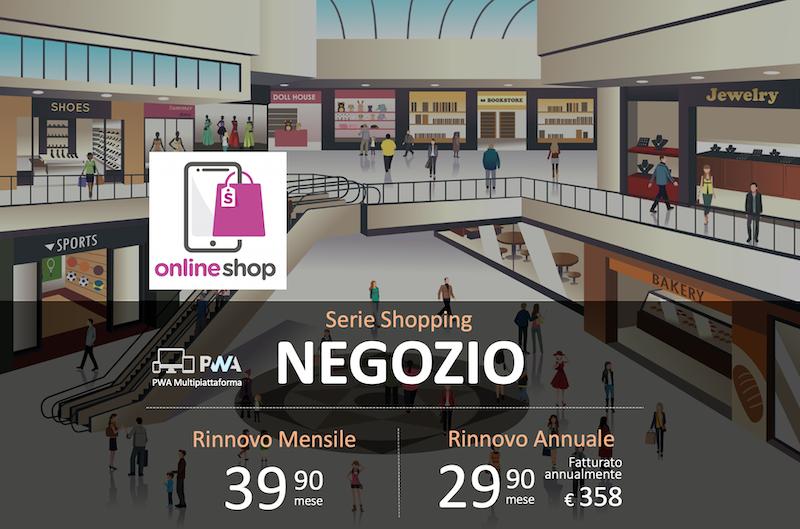 SHOP Negozio