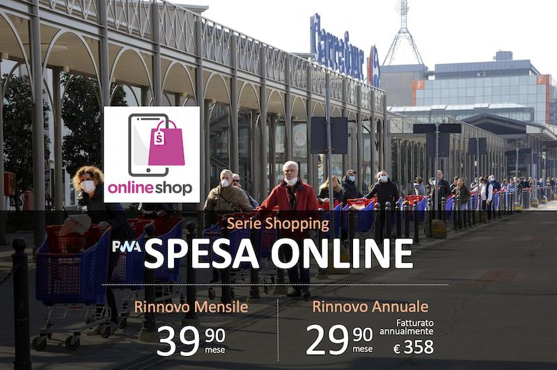SHOP Spesa online